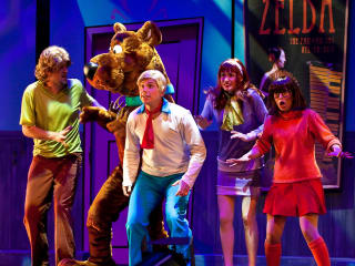 Scooby Doo Live Musical Mystery Society for the Performing Arts May 2013