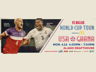 FC Dallas World Cup Tour: USA vs. Ghana