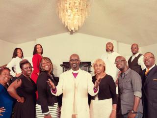 Jones Family Singers for Gospel Brunch at Long Center