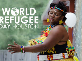World Refugee Day Houston 2014