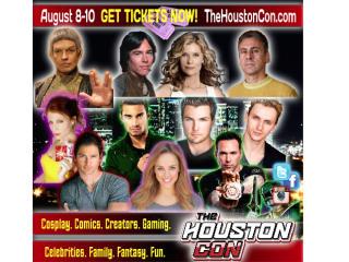 The Houston Con 2014