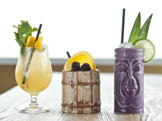 tiki drinks from drink.well.