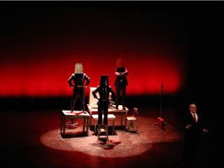 Split Knuckle Theatre presents Endurance