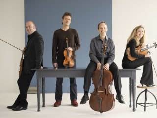"""Da Camera presents St. Lawrence String Quartet in """"The Birth of the String Quartet: Haydn Discovery"""""""