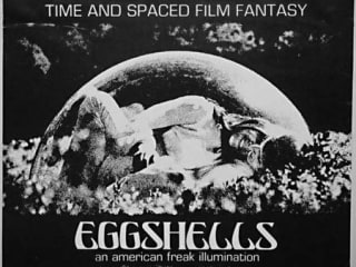 poster for Tobe Hooper film Eggshells