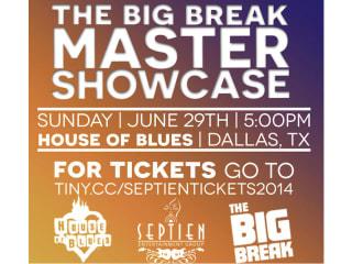 Big Break Master Showcase 2014