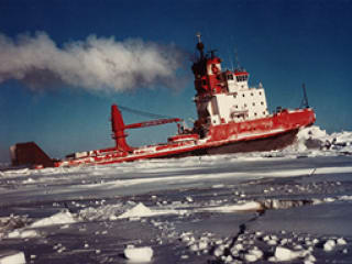 """Houston Maritime Museum History Lecture: """"Adventures in Arctic Naval Architecture & Offshore Engineering"""""""