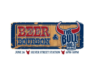 """""""Beer, Bourbon and Bull"""" presented by 100.3 The Bull"""