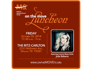 National Multiple Sclerosis Society presents On the Move Luncheon 2014
