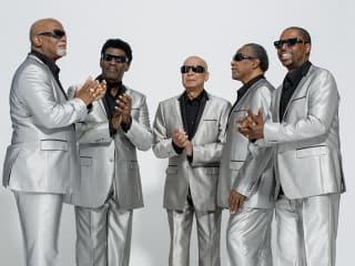 The Blind Boys of Alabama in concert