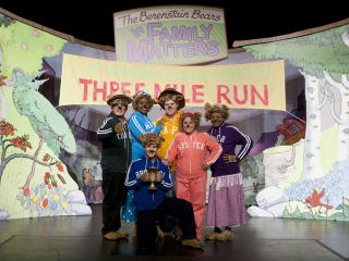 The Berenstain Bears Live