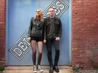 The Both with Aimee Mann and Ted Leo