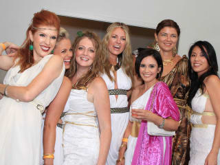 """Bering Omega Young Professional Board hosts """"Toga Party"""" 2014"""