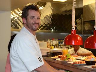 19 Eleven XI Restaurant & Bar Dine Around July 2013 Eleven XI Restaurant & Bar chef Kevin Bryant
