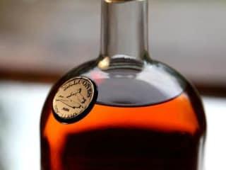 whiskey bottle Balcones Distilling