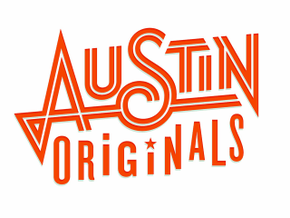 logo for 2014 Austin Originals benefit concert and taping