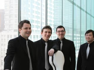 """Houston Early Music Emerging Artists Series: The Sebastians in """"Bach and Forth"""""""
