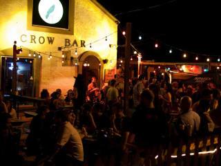 Crow Bar Austin exterior