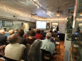 """Houston Maritime Museum History Lecture: """"Maritime Heritage Rediscovered: The Legacy of Sea Transport and Logistics from Prehistory to Modern Days"""""""