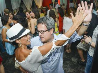 16 A Night in Havana July 2013 Jenny Pallais, Juan Carlos Sanchez