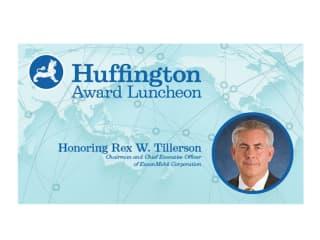 Asia Society Texas Center's Huffington Award Luncheon 2014