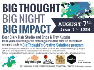 Big Thought, Big Night, Big Impact