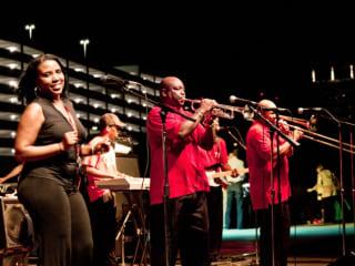 Klockwork Band in concert