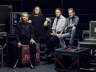 The Eagles in concert