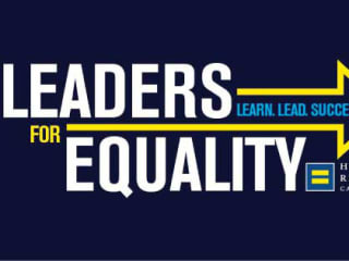 Leaders for Equality presented by HRC Austin