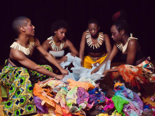TeCo Theatrical Productions presents The Clothesline Muse
