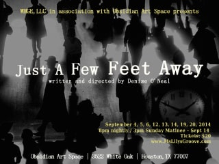 WMGE presents Just A Few Feet Away by Denise O'Neal