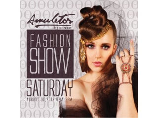 Muzeion Gallery presents Amuletos Fashion Show