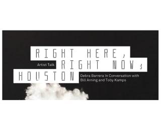 Artist Talk: Debra Barrera In Conversation with Bill Arning and Toby Kamps