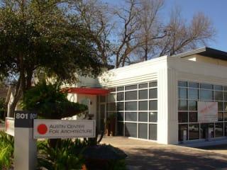 Austin Center for Architecture exterior