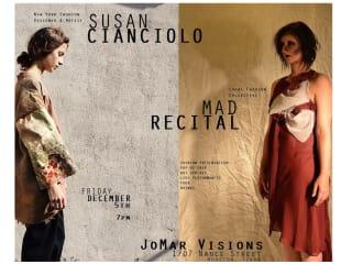 Susan Cianciolo and Mad Recital Fashion Presentation and Art Performance