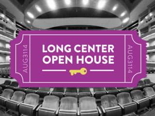 Long Center open house 2014