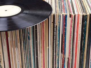 Art first Party After at vinyl