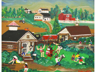 Lee Albritton - My Home Town