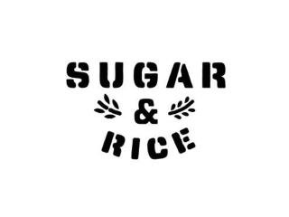 Sugar and Rice magazine Houston logo
