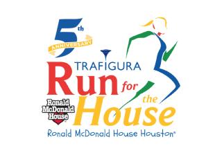 Trafigura Run for the House benefiting Ronald McDonald House Houston