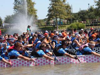 11th Annual Gulf Coast International Dragon Boat Regatta