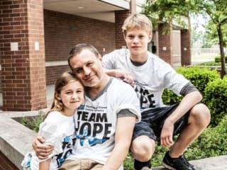 Run to Cure Huntington's Disease 5K and Team Hope Walk