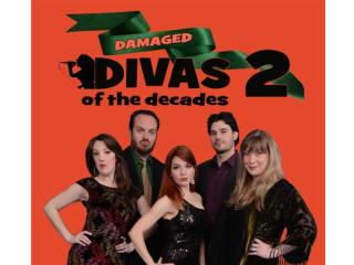 Music Box Theater presents Damaged Divas of the Decades 2