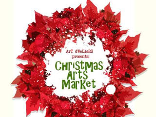 Art Dwellers' Christmas Arts Market