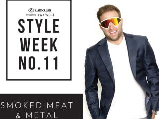 Tribeza smoked meat style week
