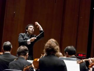 music director Andrés Orozco-Estrada