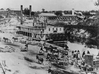 Jerry and Marvy Finger Lecture Series: The History of the Port of Houston-A Story of Sheer Will by David Falloure