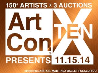 Art Con X