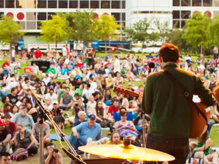 Sounds Like Houston Thursday Concerts presented by Green Mountain Energy