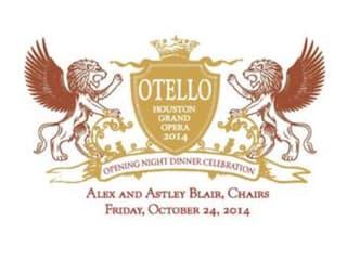 Houston Grand Opera's 60th Season Opening Night Dinner Celebration